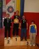 NÖ Landesmeisterschaft indoor 2016 Gloggnitz Gerhard Trauner 2. Platz